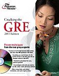 Cracking the GRE with DVD 2011 Edition