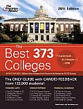 Princeton Review: The Best 373 Colleges