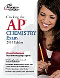 Cracking the AP Chemistry Exam 2011 Edition