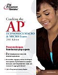 Princeton Review: Cracking the AP Economics Macro & Micro #11: Cracking the AP Economics Macro & Micro Exams