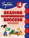 4th-Grade Reading Comprehension Success (Sylvan Learning Center) Cover