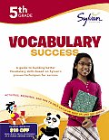 Fifth Grade Vocabulary Success Cover