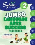 Second Grade Language Arts Success (Sylvan Super Workbooks) Cover
