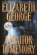 A Traitor to Memory (Large Print)