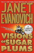 Visions of Sugar Plums (Large Print) Cover