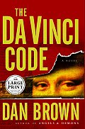 The Da Vinci Code (Large Print)