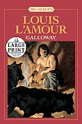 Galloway (Large Print) (Sacketts)