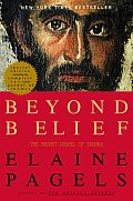 Beyond Belief: The Secret Gospel of Thomas Cover