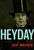 Heyday: A Novel Cover