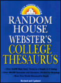 Rh Webster College Thesaurus__revised
