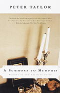 A Summons to Memphis Cover