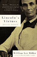Lincoln's Virtues: An Ethical Biography (Vintage Civil War Library) Cover