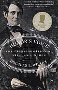 Honor's Voice: The Transformation of Abraham Lincoln Cover