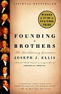 Founding Brothers: The Revolutionary Generation Cover