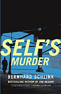 Self's Murder (Vintage Crime/Black Lizard) Cover