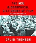 The New Biographical Dictionary of Film: Expanded and Updated Cover