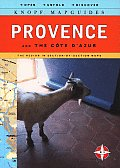 Knopf Mapguide Provence & the Cote DAzur