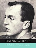 Frank O'Hara: Selected Poems Cover