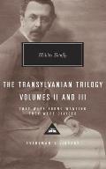 The Transylvanian Trilogy