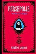 Persepolis: The Story of a Childhood Cover