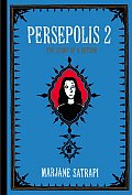 Persepolis 2: The Story of a Return Cover