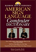 Random House Webster's American Sign Language Computer Dictionary (01 Edition)