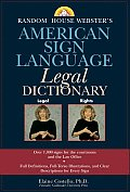 Random House Webster's American Sign Language Legal Dictionary (03 Edition)