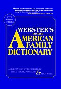 Websters Concise American Family Dictionary