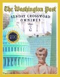 The Washington Post Sunday Crossword Omnibus, Volume 3 (Washington Post)