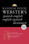 Random House Webster's Spanish-English/English-Spanish Dictionary