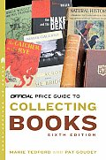The Official Price Guide to Collecting Books (Official Price Guide to Collecting Books)