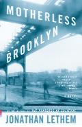 Motherless Brooklyn Cover