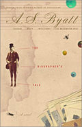 The Biographer's Tale Cover