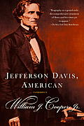 Jefferson Davis, American (Vintage Civil War Library) Cover
