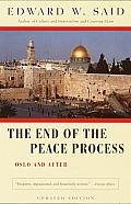 The End of the Peace Process: Oslo and After (Vintage) Cover