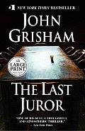 The Last Juror (Large Print) Cover