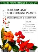 Random House Book of Indoor & Greenhouse Plants, Vol. 1