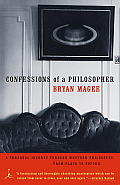 Confessions of a Philosopher: A Personal Journey Through Western Philosophy from Plato to Popper (Modern Library) Cover