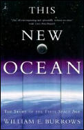 This New Ocean : the Story of the First Space Age (98 Edition) Cover