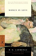 Women in Love (Modern Library) Cover