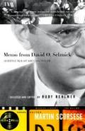 Memo from David O. Selznick (Modern Library Movies) Cover