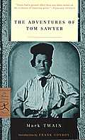The Adventures of Tom Sawyer (Modern Library Classics) Cover