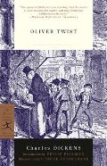 Oliver Twist (Modern Library Classics) Cover