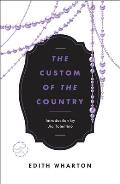 Custom Of The Country