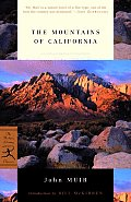 The Mountains of California (Modern Library Classics) Cover