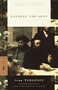Fathers and Sons (Modern Library Classics) Cover