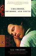 Childhood Boyhood & Youth
