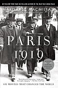 Paris 1919: Six Months That Changed the World Cover