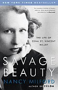 Savage Beauty: The Life of Edna St. Vincent Millay Cover