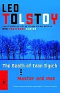 The Death of Ivan Ilyich and Master and Man (Modern Library Classics) Cover